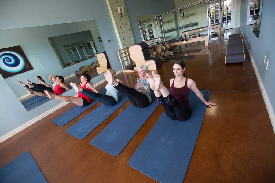 Mat Classes Pilates Body Glendale