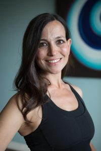 Morgan Tannenbaum instructor at Pilates body