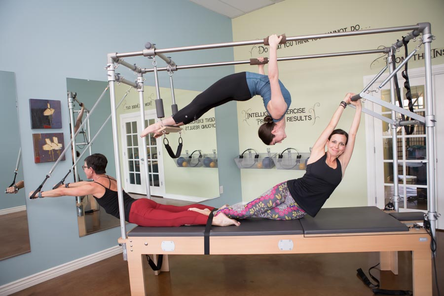 Instructors at Pilates Body