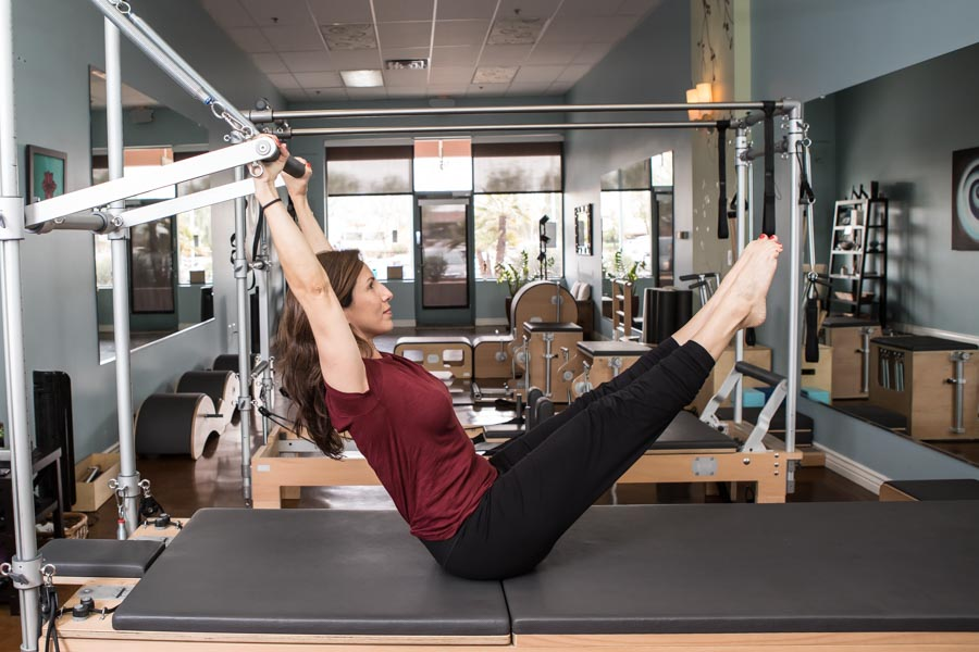Michele Lopez at Pilates Body